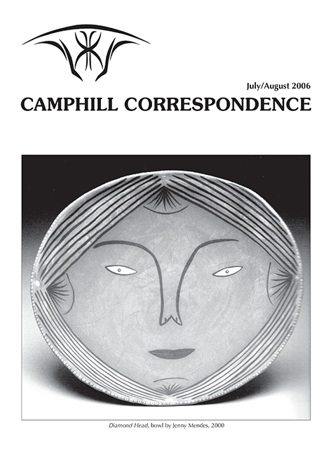 Camphill Correspondence July/August 2006