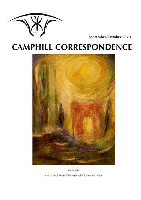 Camphill Correspondence September/October 2020