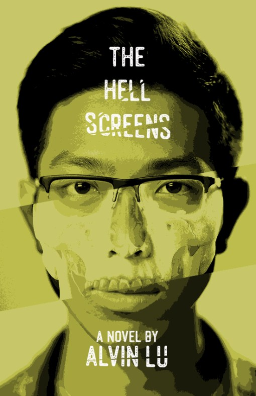 Cover of The Hell Screens, by Alvin Lu