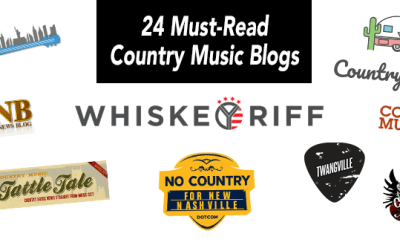 Image for 24 Must Read Country Music Blogs