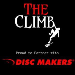 The Climb Podcast Logo