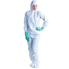 Bin Bags Chairs White Wooden Folding Bioclean-d Sterile Coverall With Hood & Thumb Loop S-bdcht | Disposable Garments ...