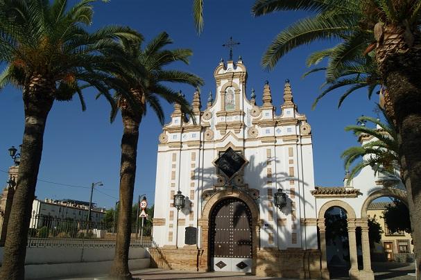 Ermita de San Roque, en Arjonilla.