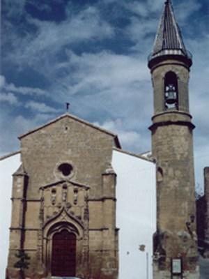 Iglesia Parroquial de Lopera.