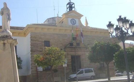Ayuntamiento de Porcuna.