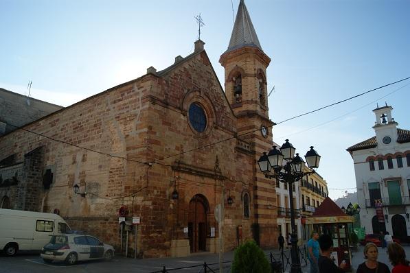Iglesia Parroquial de Nuestra Señora de la Paz, de Marmolejo.