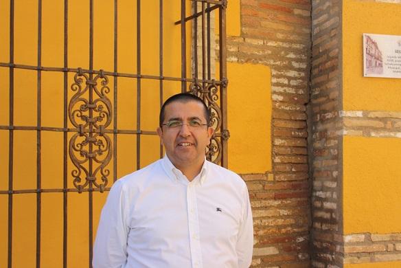 El concejal de Economía y Hacienda de Andújar, Manuel Fernández.
