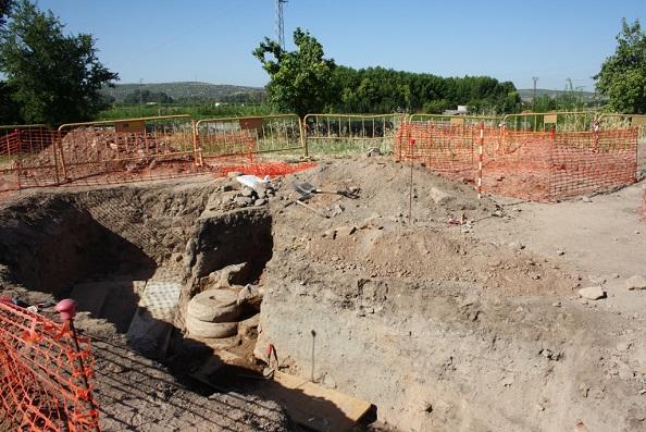 Últimas excavaciones en el yacimiento arqueológico de los Villares,