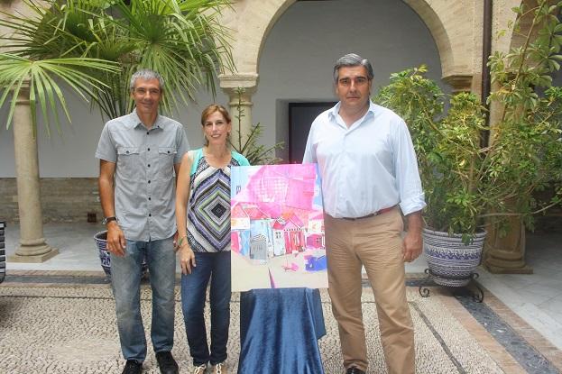 Acto de presentación de la Feria de Andújar, que se celebrará del 5 al 9 de septiembre.