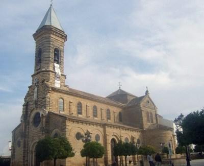 Iglesia Parroquial de Porcuna.