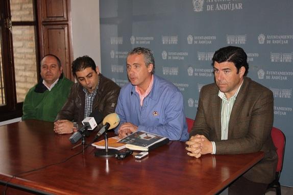 Acto de presentación de la III Feria Andujareña del Tapeo.