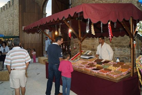 La Feria Medieval de Lopera atraerá a numerosos visitantes.