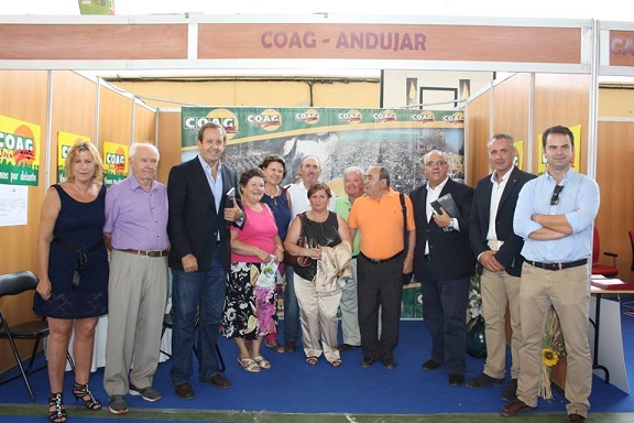 Los pueblos de la comarca tienen una cita en esta Feria Multisectorial.