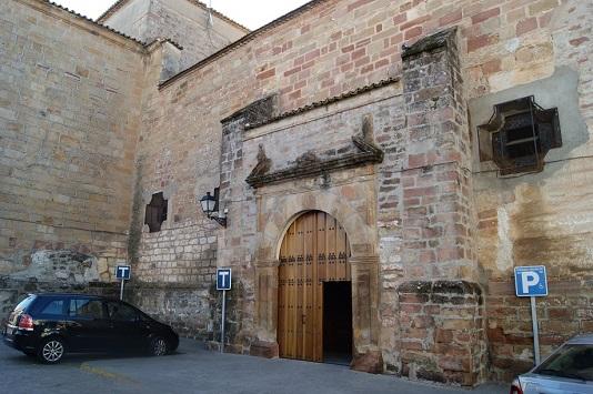 Un aspecto histórico de la localidad de Marmolejo.