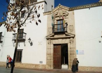 Edificio de los Juzgados de Andújar.