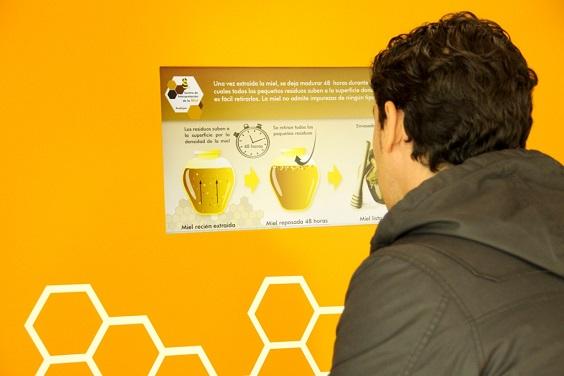 En FITUR se difundirá el Centro de Interpretación de la Miel de Andújar.