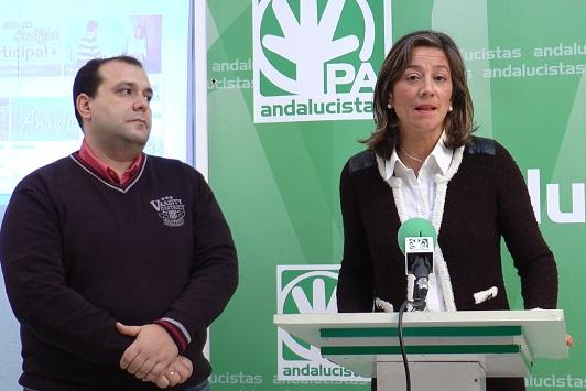 Antonio Jesús Rodríguez y Encarna Camacho.