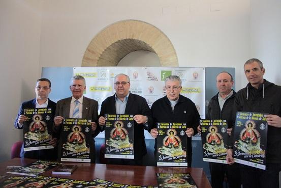 Acto de presentación del Encuentro de Juventudes con la Patrona de la Diócesis de Jaén.
