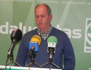 El alcalde pedáneo, Diego Ortega.