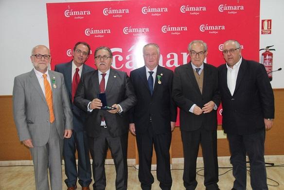 Francisco Rama, Fulgencio García, Antonio Crespo, Manuel Teruel, Eduardo Criado y Jesús Estrella.