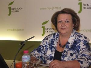 Pilar Parra ha informado sobre una nueva inversión en el Plan de Empleo de la Diputación.