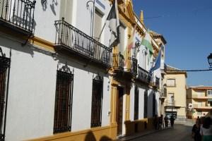 Ayuntamiento de Arjonilla, uno de los beneficiados.