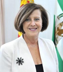 La Consejera de Políticas Sociales, Sánchez Rubio.