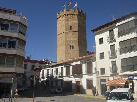 Torreón de Boabdil, en Porcuna.