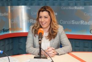Susana Díaz. Foto: Junta Andalucía.