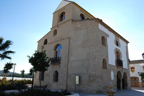 El albergue se ha instalado en la casa del Conde de La Quintería.