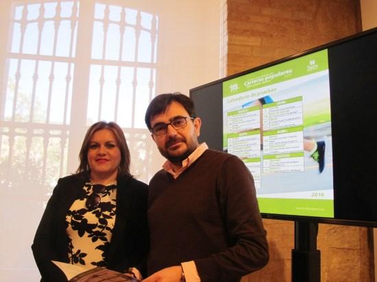 Rocío Zamora y Juan Ángel Pérez han presentado esta edición.