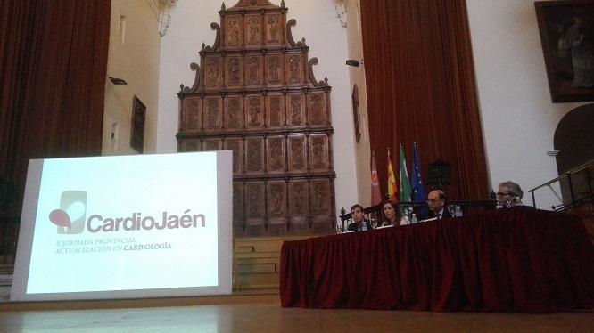 El Hospital de Andújar ha estado representado por ocho facultativos en esta jornada.