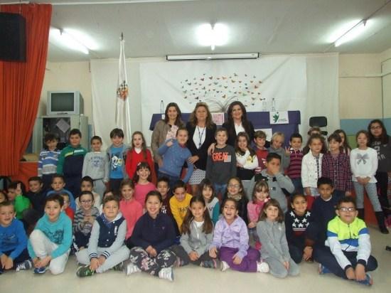 Acto de presentación de los datos provinciales del Plan de Deporte en Edad Escolar de Andalucía.