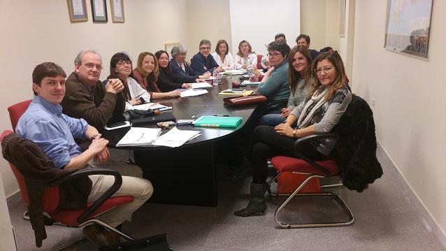 Última reunión del Comité de Ética Asistencial Jaén-Norte.