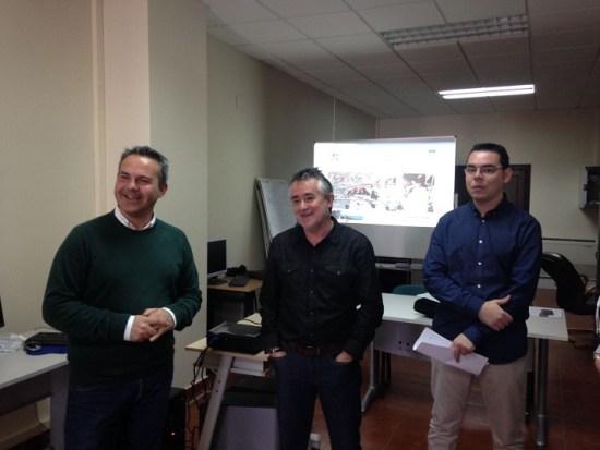 El Concejal de Turismo de Andújar, Jesús del Moral, ha presidido esta sesión formativa.