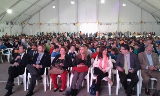 06-05-16 I Concurso Nacional Educación Vial Linares 1