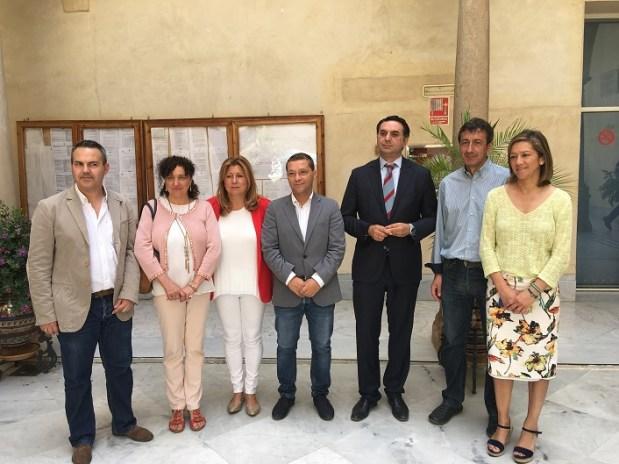 Fernández-Visita a Andújar 26-05-16