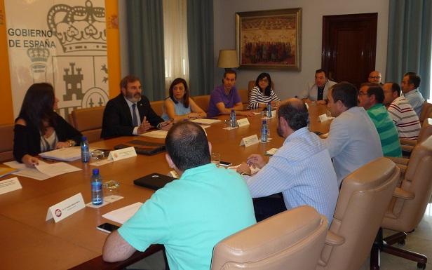 Reunión de la Comisión Provincial de Seguimiento del PFEA.