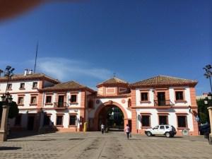 Casco histórico de Andújar.