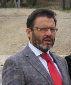 El delegado territorial de Fomento y Vivienda en Jaén, Rafael Valdivielso.  Foto: Junta de Andalucía.