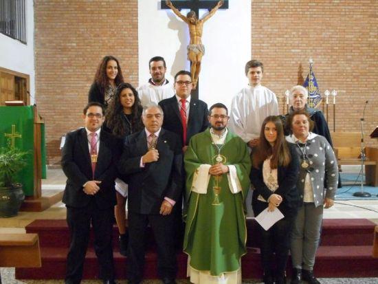 83.- ESPELÚY grupo parroquial de culto
