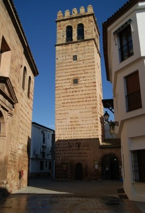 Torre del Reloj, en Andújar.