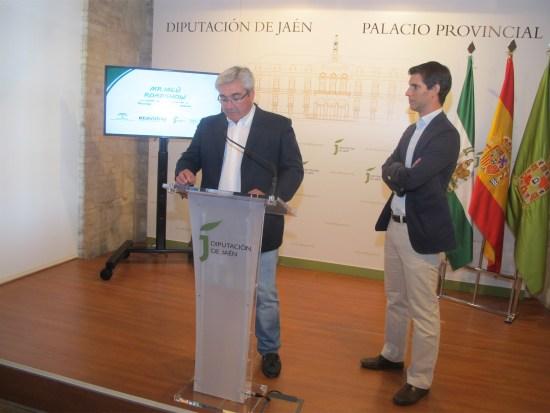 Bartolomé Cruz y Jesús Gutiérrez han presentado la campaña Mr. Iglú Roadshow.