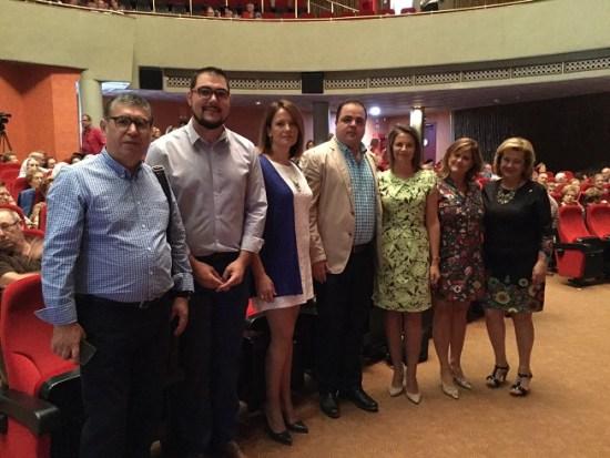La Junta de Andalucía celebró ayer el Día Internacional de las Personas Mayores.