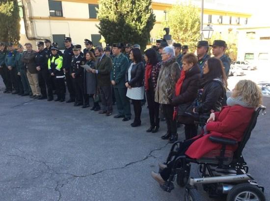 El subdelegado del Gobierno en Jaén, Juan Lillo, ha presidido hoy esta jornada.