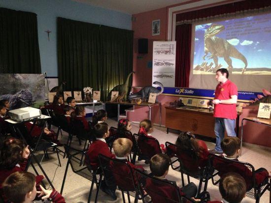 Un taller organizado por la concejalía de Educación del Ayuntamiento de Andújar.