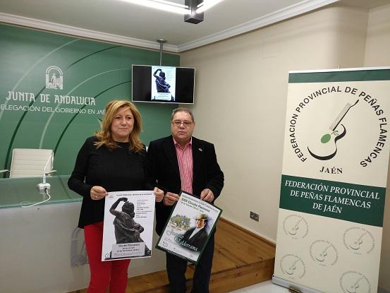 Pilar Salazar y Francisco Viedma presentaron esta programación.