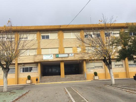 Colegio Juan Carlos I de Porcuna.