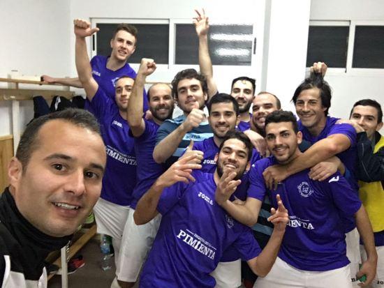 Integrantes de la A.D Porcuna Futsal.