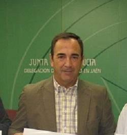 El delegado territorial de Economía, Innovación, Ciencia y Empleo, Antonio de la Torre. Foto: Junta Andalucía.